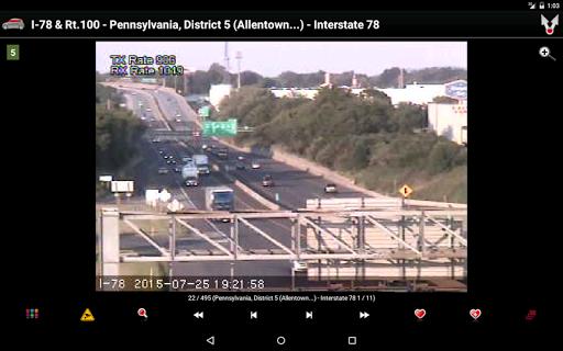 Cameras Pennsylvania - Traffic  screenshots 9