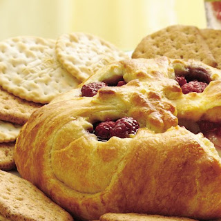 Baked Brie Berries Recipes