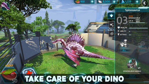 Dino Tamers - Jurassic Riding MMO 2.00 screenshots 12