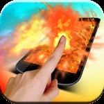 Fire Screen Torch - Prank