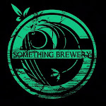 Logo for Something Brewery