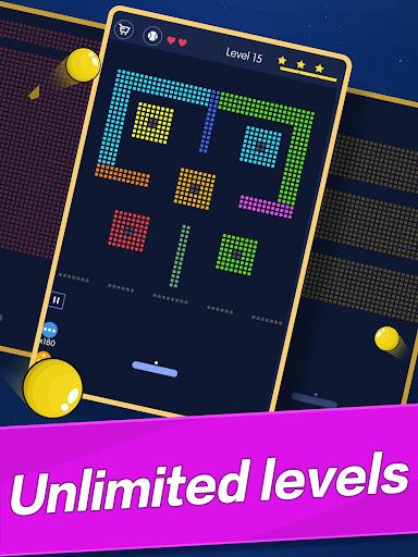 Break Bricks - Ball's Quest 1.8.0 screenshots 7