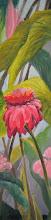"Photo: ""Where the Wild Flowers Grow No. 2"" - Hana, Maui - 12"" x 48"" (available from artist)"