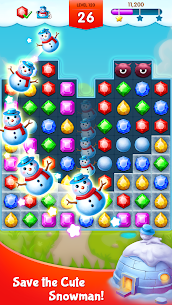 Download Jewels Legend Match 3 Puzzle Mod APK (Unlimited Coins) Android 2