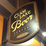 Logo of Clam Lake Barrel Aged Toasts Imperial Porter