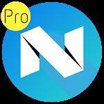 Pixel Nougat - Icon Pack (2018) Icon