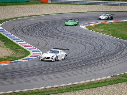 Nissan GTR Car racing simulator - náhled