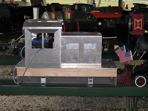 Photo: Plum Cove long chassis with Eaton Engineering Cab - by Richard Finlayson.  HALS 2009-0228