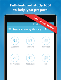 Dental Anatomy Mastery- screenshot thumbnail
