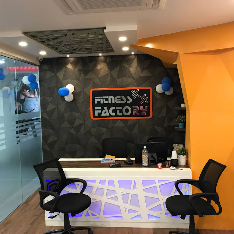 Fitness factory best gym near you