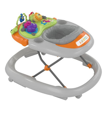 Walky Talky Baby Walker, Grey