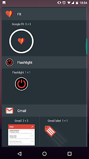 Flashlight Widget- screenshot thumbnail