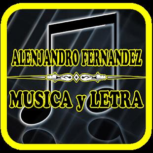 Alejandro Fernandez Canciones - náhled