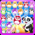 Penguin Bubble Story icon