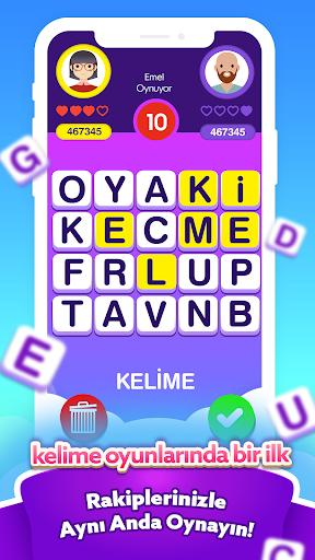Kelime Oyunu - Word Cube  captures d'écran 2