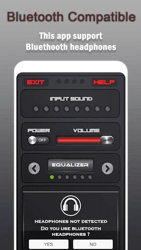Deep Hearing : Super Ear Tool 1.0 screenshots 2