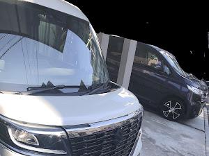 スペーシアカスタム MK53S ハイブリッドXSターボ 2019年式のカスタム事例画像 りりょりょーさんの2019年12月15日20:39の投稿