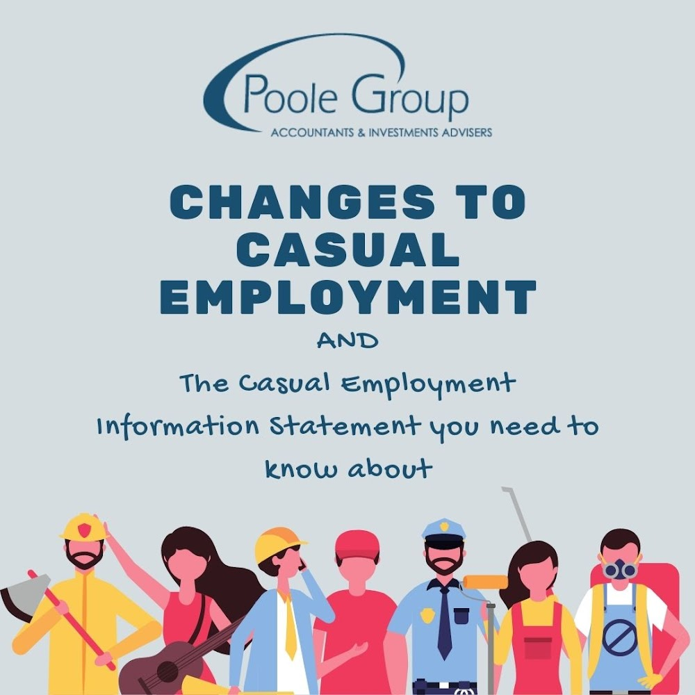 Casual Employment CEIS – Poole Group
