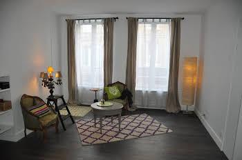 Appartement meublé 2 pièces 36,2 m2