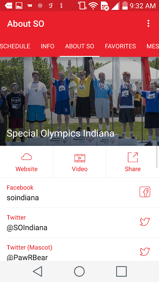Indiana Polar Plunge- screenshot