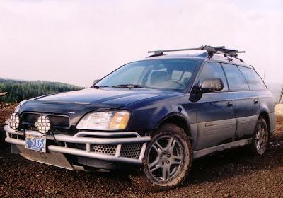 Factory bumper question - Subaru Outback - Subaru Outback ...