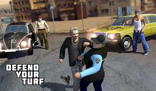 Crime City Mafia Gang War Car Theft Gangster Games screenshots 13