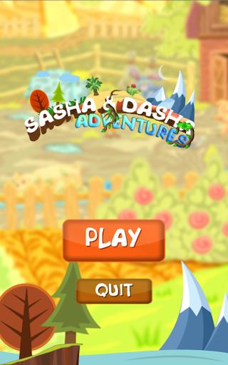 Sasha and Dasha: Adventures
