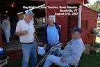 Ray Bratton, John Tavares and Russ Stearns