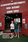 Christine Hamel and Larry Leach