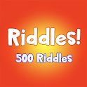 Riddles - Just 500 Riddles icon