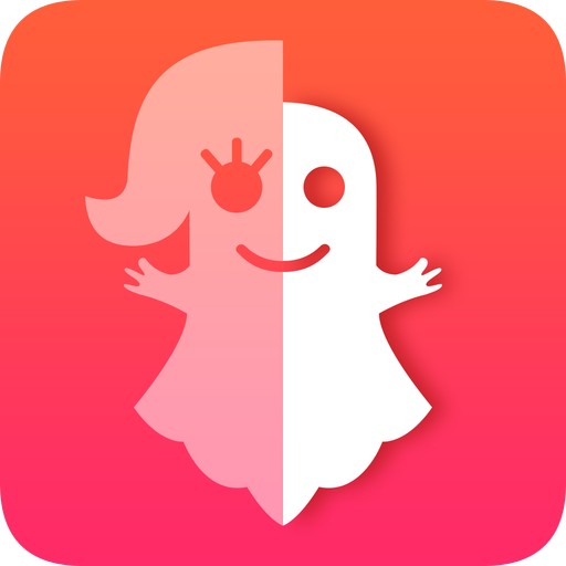 Ghost Lens Free - Clone & Ghost Photo Video Editor Icon
