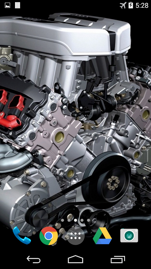 Car Engine Live Wallpaper - Android Apps on Google Play