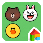 Linefriends LINE Launchertheme