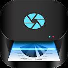 escáner de imágenes icon