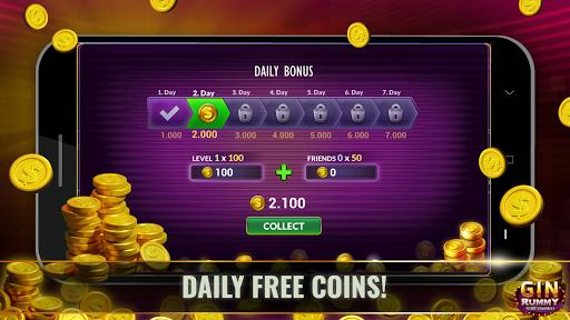 Gin Online - Free Online Card Game 1.0.5 screenshots 3