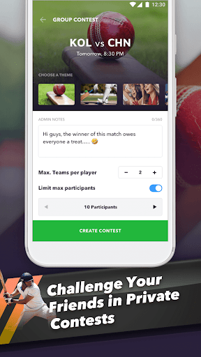 CricPlay - Free Fantasy Cricket. Win Real Money. for PC