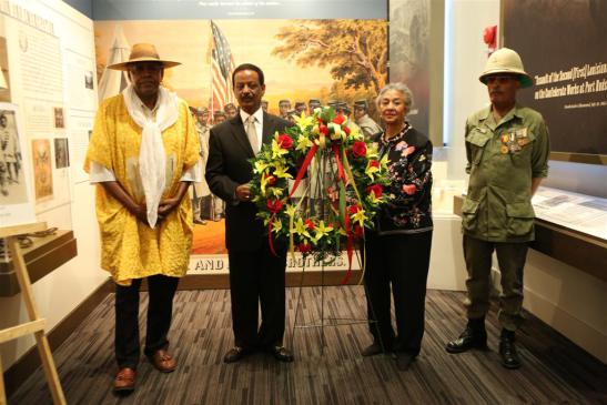 The 3rd Annual Pan-African Victory Day Celebration-photo-Matt Andrea