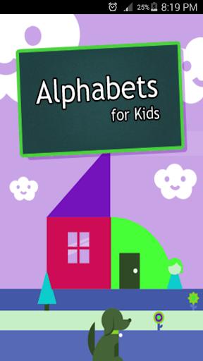 Alphabets for Kids