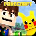 Mod PokeCraft v2.0 [+Skins] icon
