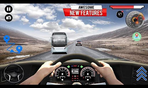 US Offroad Bus Driving Simulator 2018 1.0.1 screenshots 5