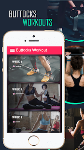 Buttocks : New Butt Legs Workout Screenshot
