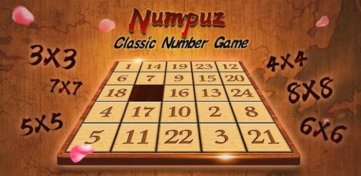 Numpuz: Classic Number Games, Num Riddle Puzzle