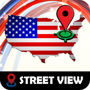 GPS Earth Street View & Live Map Navigation