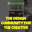 CREATALOG - DESIGN COMMUNITY FOR/OF THE CREATIVE icon
