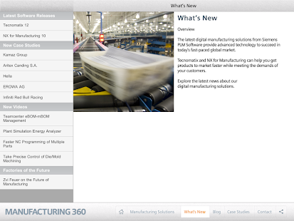 Manufacturing 360- screenshot thumbnail