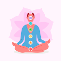 Meditation Chakras. Activate and heal your Chakras icon