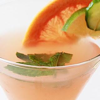 Cucumber Greyhound Cocktail