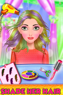 Princess Hair Salon Games Free for Girls 2018 - náhled