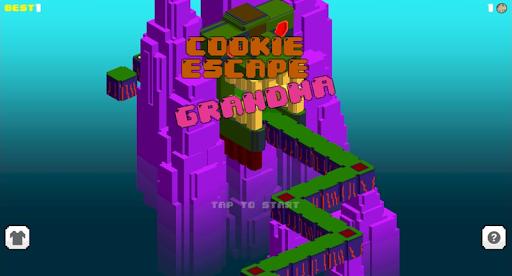 Crazy Cookie Swirl Girl Obby apktram screenshots 1