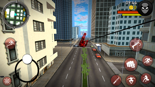 POWER SPIDER – Ultimate Superhero MOD (Free Purchase) 4